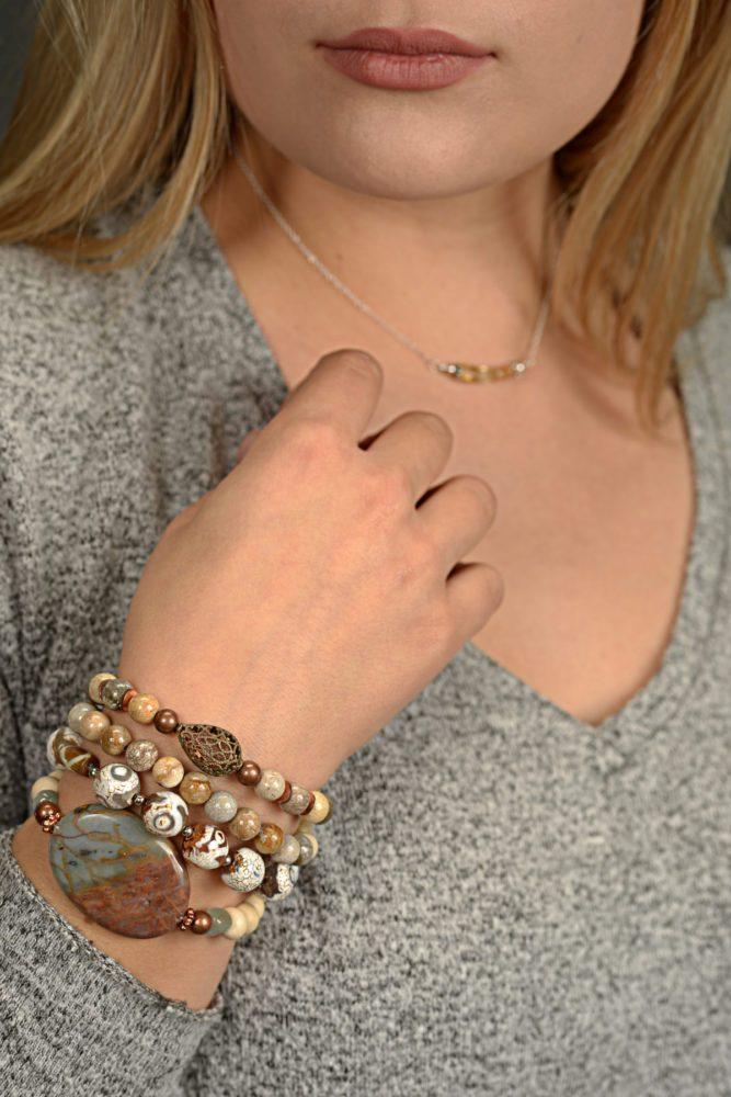 Happiness Shop Online strech braceltes_0144